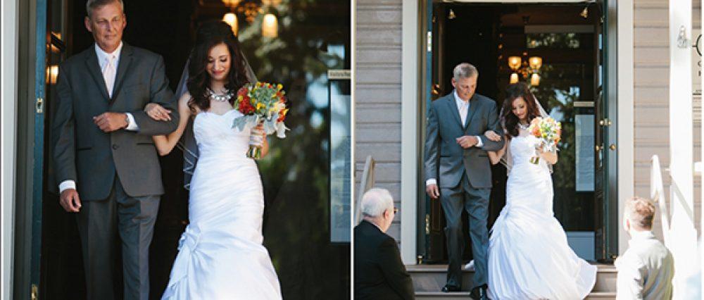 OO Howard House wedding