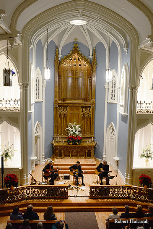 providence academy chapel concert