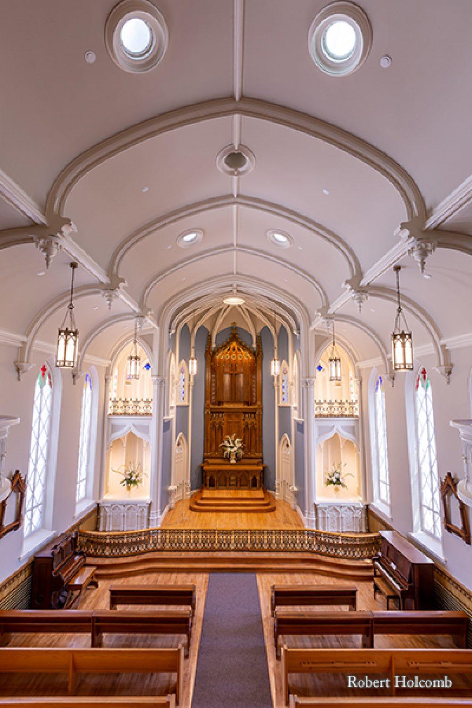 Providence Academy chapel