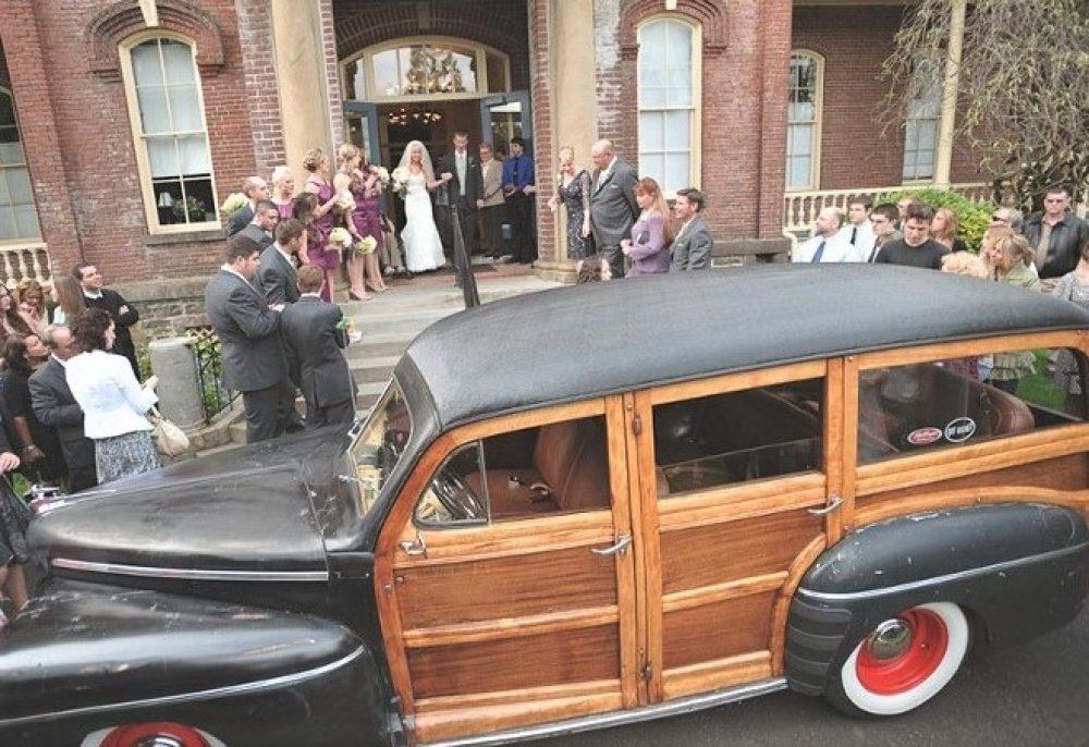 Providence Academy wedding